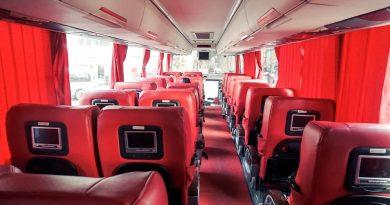 Trải nghiệm thú vị với xe Limo Bus chất lượng 5 sao