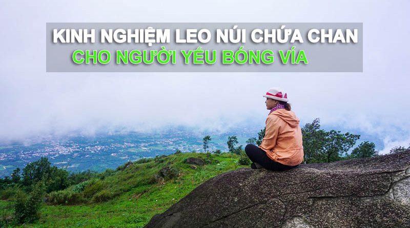 Kinh nghiệm leo núi Chứa Chan (Gia Lào) cho người yếu bóng vía
