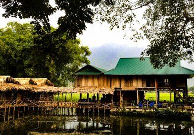 Khoảnh khắc đón bình minh ngọt lịm tại Homestay đẹp ở Mai Châu Hòa Bình