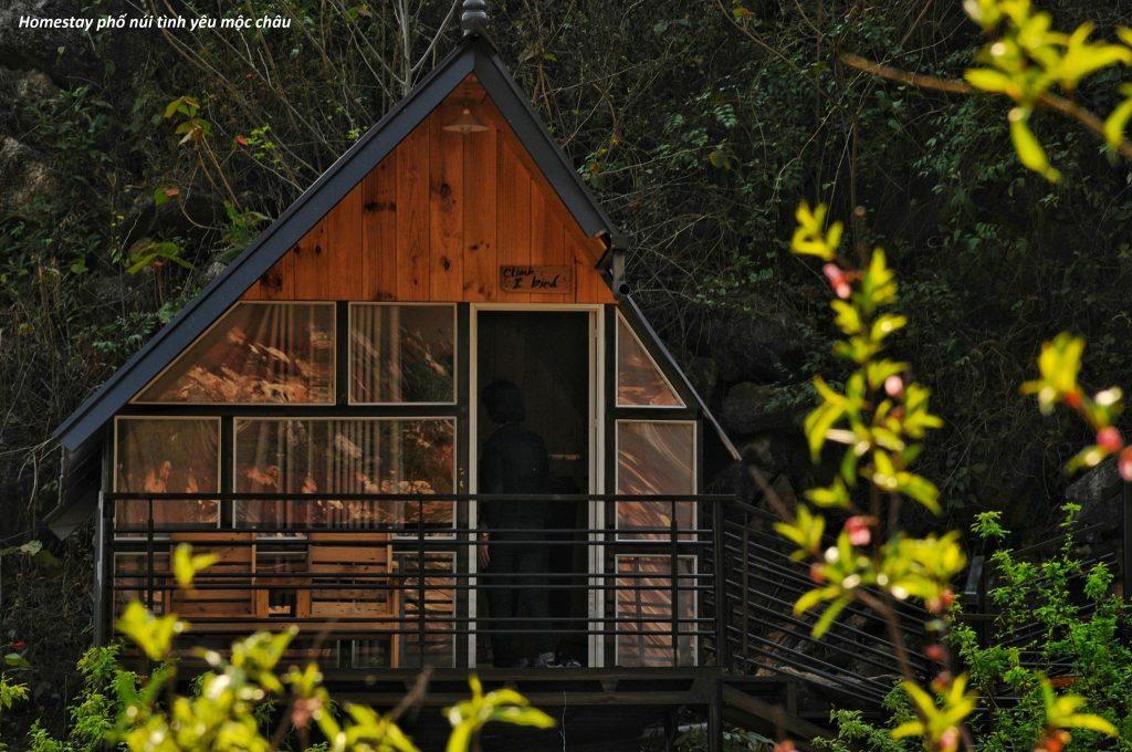 homestay moc chau 2 1 1024x680 - Homestay Phố núi tình yêu - Góc chốn cực chill ở Mộc Châu