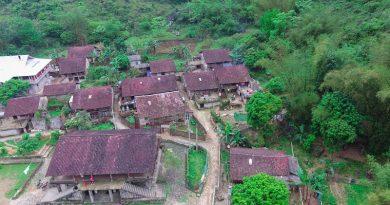 Ngỡ ngàng trước vẻ đẹp bình yên của làng đá Khuổi Ky ở miền biên thùy Cao Bằng