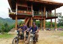 Gió Lào Eco Lodge – Homestay Nghệ An nằm ở trung tâm đảo chè