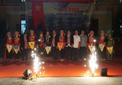 Cười ra nước mắt với cuộc thi thiếu nữ dân tộc duyên dáng của người Dao đỏ ở Hồ Thầu Hoàng Su Phì