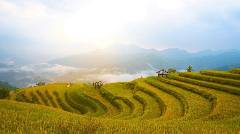 Top 10 most beautiful places to photograph in Hoang Su Phi, Ha Giang