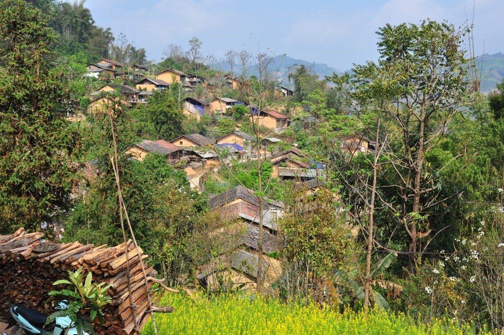 thien huong village