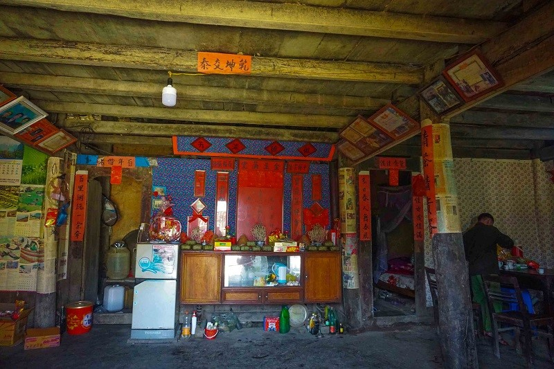 altar of Tay people