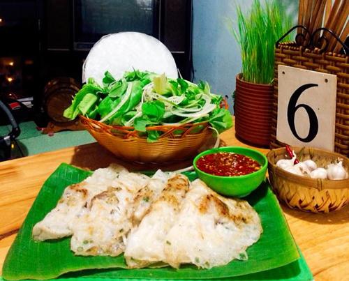 pancake in Vietnam