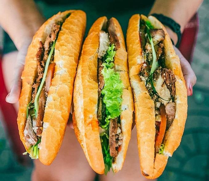Vietnam sandwich