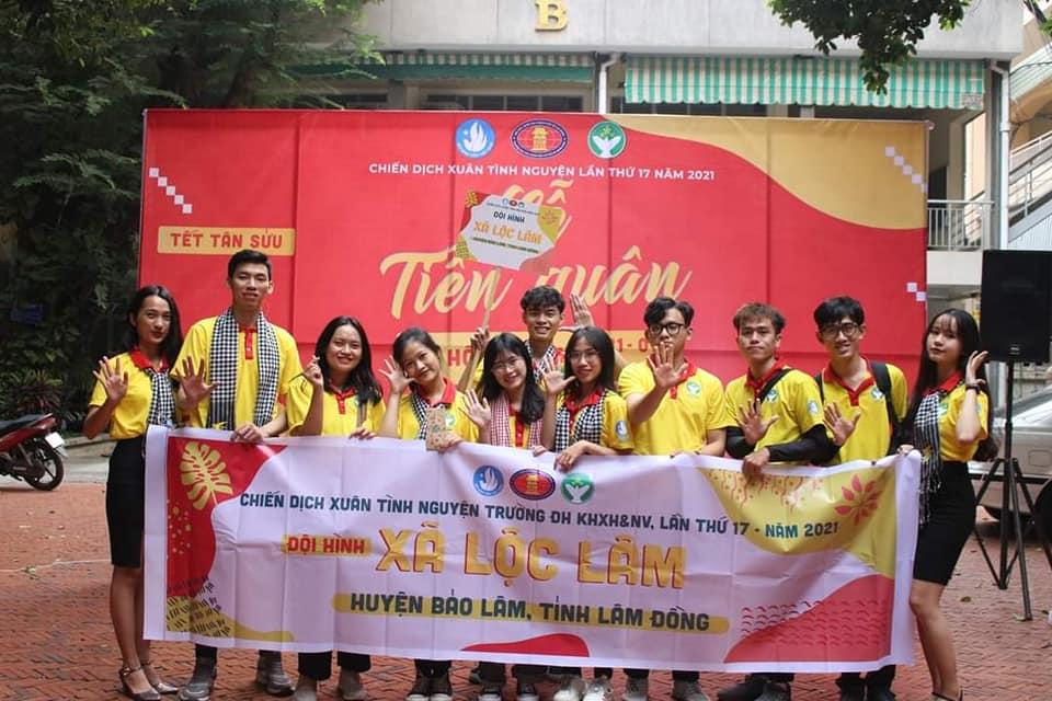 Chiến dịch khăn rằn nam bộ tham gia tình nguyện