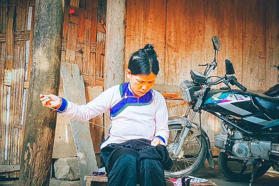 Người Giáy ở Trịnh Tường