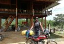 Gio Lao Eco Lodge – Nghe An homestay is located in the center of tea island